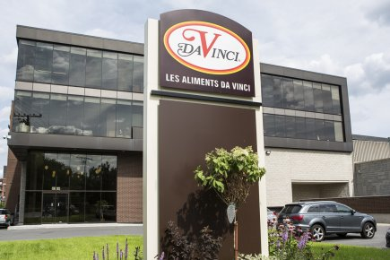 Da Vinci, située dans l'arrondissement du Sud-Ouest, à... (Photo Olivier Pontbriand, La Presse)