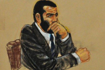 Omar Khadr... (Photo archives AP)