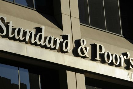 L'agence de dotation Standard & Poor's a fait... (PHOTO AP)