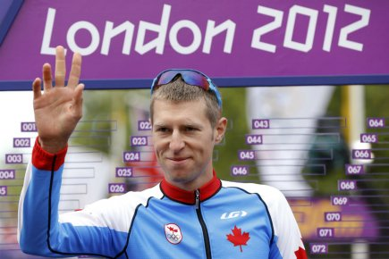 Ryder Hesjedal... (Photo Phil Noble, Reuters)