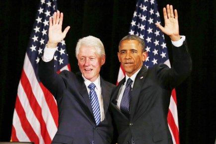 Bill clinton au coeur de la convention d mocrate maison for Au coeur de la maison blanche