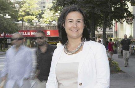 Sarah Thibodeau...