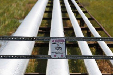 L'entreprise Inter Pipeline (T.IPL) a annoncé mardi un  projet... (PHOTO TODD KOROL, REUTERS)