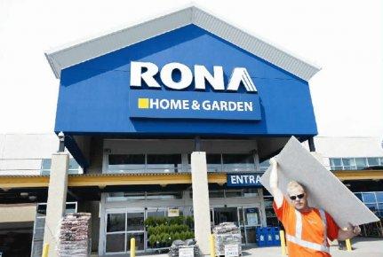 Le ministre des Finances ne mâche pas ses mots. Rona est un «actif stratégique»...