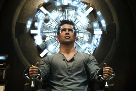 Len Wiseman, vedette de nouveau long-métrage Total Recall.... (Photo: AP)