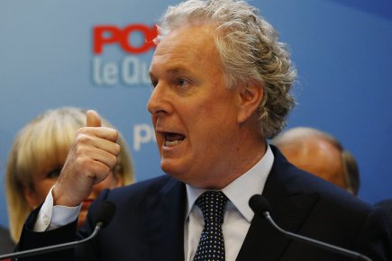 Jean Charest... (Photo Reuters)