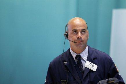 Wall Street a fini mardi à un nouveau plus haut en cinq ans, portée notamment... (PHOTO BRENDAN McDERMID, REUTERS)