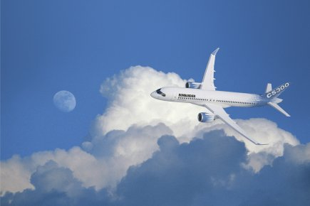 Bombardier(T.BBD.B)débute ce mois-ci les essais sur les... (PHOTO FOURNIE PAR BOMBARDIER)