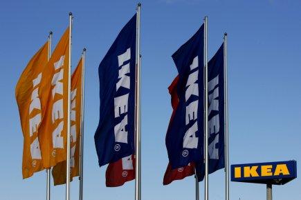 Le géant suédois du meuble Ikea va se lancer dans l'hôtellerie en Europe,... (PHOTO BOB STRONG, REUTERS)