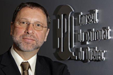 Le président du Conseil du patronat du Québec... (Photo Robert Mailloux, archives La Presse)