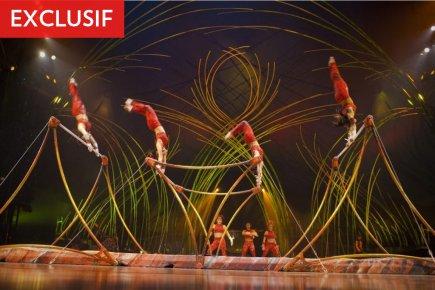 Selon nos informations, Bell et le Cirque investiront... (Photo André Pichette, La Presse)