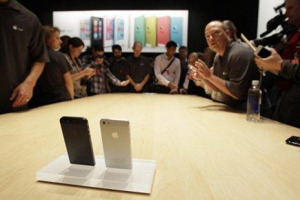 Apple a annoncé lundi avoir enregistré plus de 2 millions de pré-commandes en...