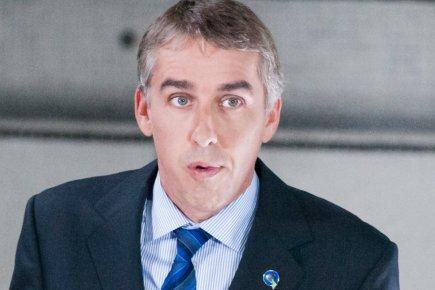 Le ministre des Finances du Québec, Nicolas Marceau,... (Photothèque La Presse)