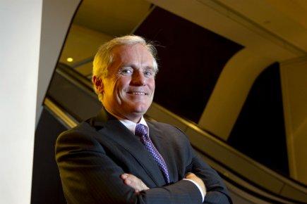 Le patron de Questerre Energy, Michael Binnon.... (Photo Alain Roberge, La Presse)