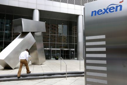 Un rejet de la vente de Nexen pour... (Photo Reuters)