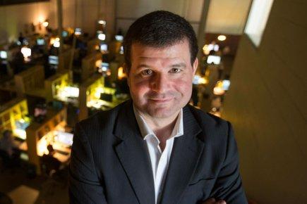Marc Bourbonnais, président et cofondateur de Modux FX.... (Photo Ivanoh Demers, La Presse)