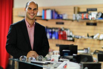 Frédéric Mimeault, président de Promotions Universelles.... (Photo Martin Chamberland, La Presse)