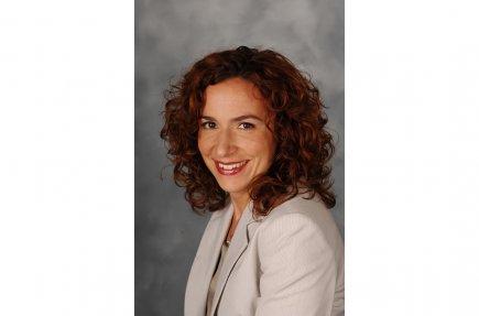 Véronique Proulx, présidente du Réseau des commissariats à... (Photo Laval Technopole)