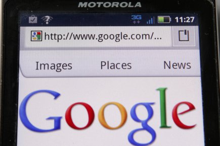 Google avait annoncé en août son intention de... (Photo Reuters)