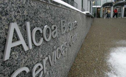 Comme de coutume, le géant Alcoa ouvre le... (PHOTO REUTERS)