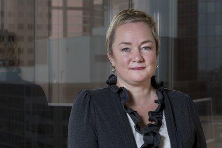 Marie-Claude Pelletier, PDG de Groupe entreprises en santé,... (Photo Robert Skinner, La Presse)
