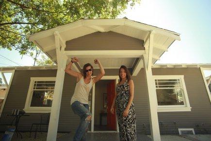 La maison que Marieke Ochtman et son associée,... (PHOTO FOURNIE PAR MARIEKE OCHTMAN)