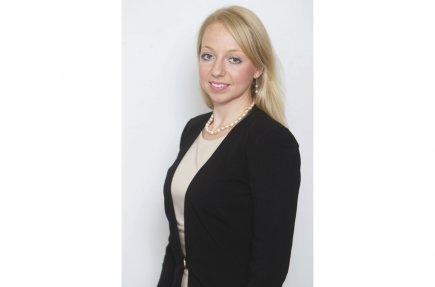 Anna Stupnytska, directrice et économistepour Goldman Sachs.... (Photo fournie par Goldman Sachs)