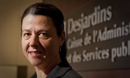 Karina Audet... (PHOTO ANDRÉ PICHETTE, LA PRESSE)