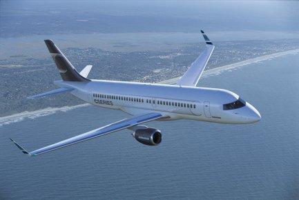 L'avionneur vise toujours un premier vol d'ici la... (Photo fournie par Bombardier)