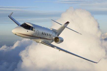 Aux prises avec une dette de 2,5 milliards... (Photo Hawker Beechcraft)