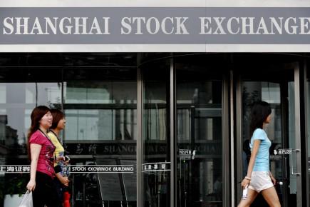 Récemment, les données économiques chinoises se sont avérées plus... (Photo d'archives Philippe Lopez, AFP)