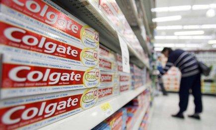 Le fabricant américain de produits d'hygiène Colgate-Palmolive (CL)... (PHOTO SUSANA GONZALEZ, BLOOMBERG)