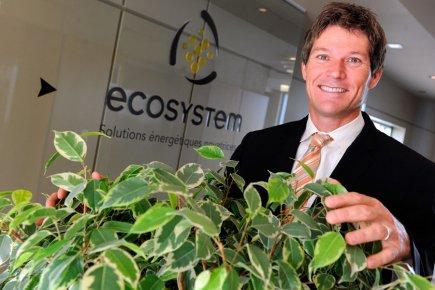André Rochette, PDG D'Ecosystem.... (Photo fournie par Le Soleil)