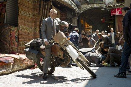 Framestore a notamment travaillé sur les films d'Harry... (Media Films)