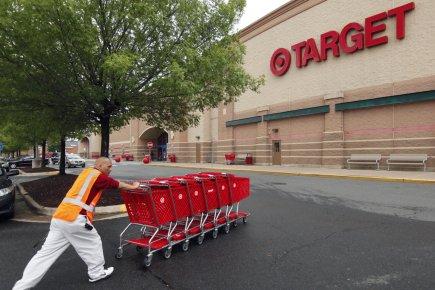 Alors que Target se prépare à entrer sur le marché canadien dans les prochains... (PHOTO KEVIN LAMARQUE, REUTERS)