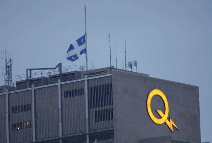 Le nombre de clients insatisfaits des services d'Hydro-Québec est en...