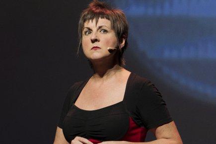 Marie-Lise Pilote, de retour sur scène après 13... (Photo: Édouard Plante-Fréchette, La Presse)