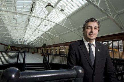Daniel Lebel est président de l'Ordre professionnel des... (Photo Alain Roberge, La Presse)