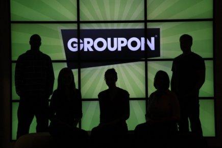 L'action du site internet spécialiste des bonnes affaires Groupon (GRPN)...