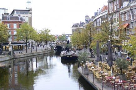 Aux Pays-Bas, les prix de l'immobilier se sont... (Photo archives La Presse)