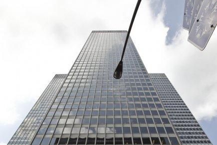 Le lancement de nouvelles tours de bureaux au centre-ville de Montréal fait...