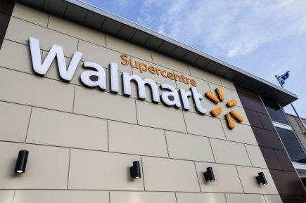 Walmart (WMT)voit probablement arriver la période des Fêtes...