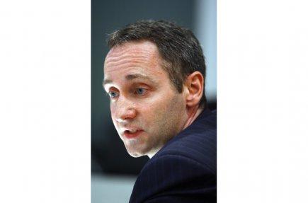Stéfane Marion, économiste en chef et stratège à... (Photo archives La Presse)