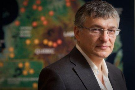Jean-Marc Lulin, président d'Exploration Azimut.... (PHOTO ANDRÉ PICHETTE, LA PRESSE)