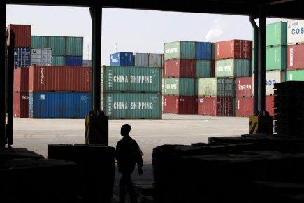 La Chine a annoncé mardi que les États-Unis avaient dépassé l'Union européenne... (Photo: Reuters)