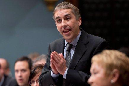 Le ministre des Finances, Nicolas Marceau, n'a pas exclu vendredi que la hausse...