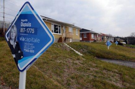 L'accessibilité à la propriété s'est améliorée au pays au troisième trimestre...