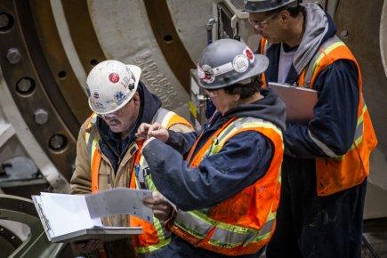 D'ici 2016, selon Emploi-Québec, 10200 emplois seront ... (PHOTO OLIVIER PONTBRIAND, LA PRESSE)