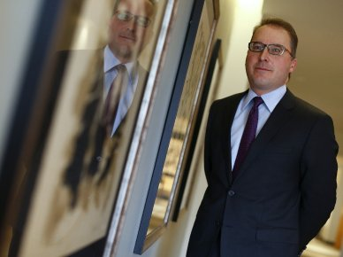 Me Philippe Leclerc, avocat chez McCarthy Tétrault.... (Photo fournie par Le Soleil)