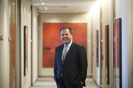 Me Charles Kazaz, associé au bureau d'avocats Blakes... (Photo Ninon Pednault, La Presse)
